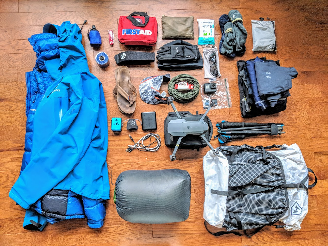 Our Ultralight Gear For Annapurna Circuit Mark And Xin